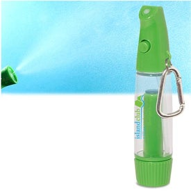 Micro Mister Imprinted with Your Logo