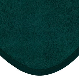 Micro Plush Blanket Imprinted with Your Logo