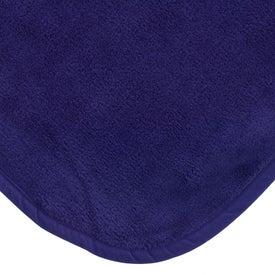 Imprinted Micro Plush Blanket