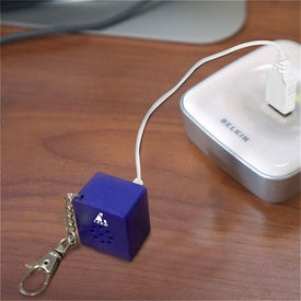 Micro Speaker Cube for Promotion