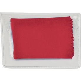 Company Microfiber Cleaning Cloth