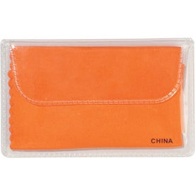 Customized Microfiber Cleaning Cloth In Case