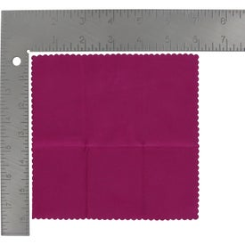 Microfiber Cleaning Cloth In Case for Customization