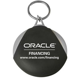 Microfiber Keeper Keytag with Your Logo