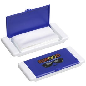 Microfiber Lens Cloth Case for Your Company