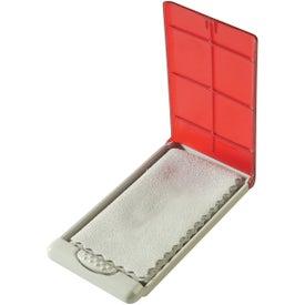 Company Microfiber Screen Cleaner in Case