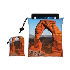 Microfiber Tablet Pouch for Customization