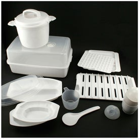 Microwave Cooking Set for Your Church