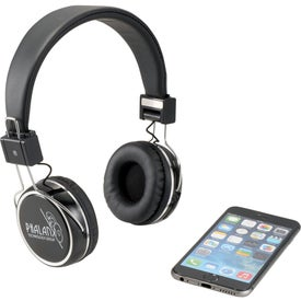 Midas Bluetooth Headphones with Touch Screen