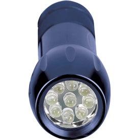 Mini Aluminum LED Flashlight Imprinted with Your Logo