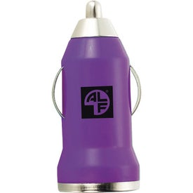 Mini Auto Adapter Branded with Your Logo
