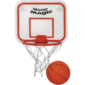 Mini Basketball and Hoop set