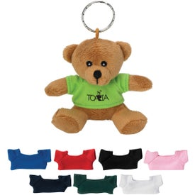 Mini Bear Key Chain for your School
