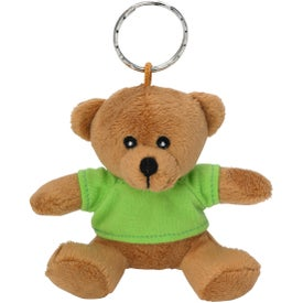 Promotional Mini Bear Key Chain