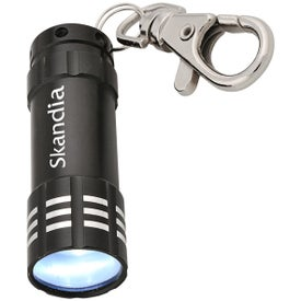 Mini-Beveled Keylight Branded with Your Logo