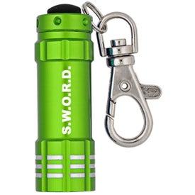 Mini-Beveled Keylight with Your Logo