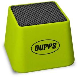 Personalized Mini Bluetooth Cube Speaker