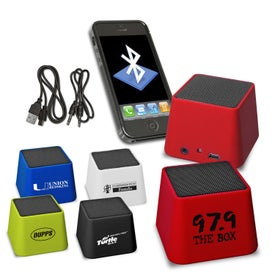 Mini Bluetooth Cube Speaker for Your Church