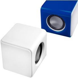 Mini Bluetooth Sound Kube Printed with Your Logo