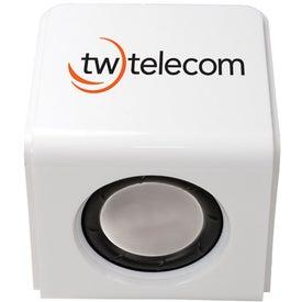 Printed Mini Bluetooth Sound Kube