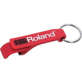 Mini Bottle and Can Opener/Key Ring for Your Organization