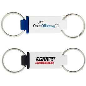Mini Buckle Key Chain Giveaways