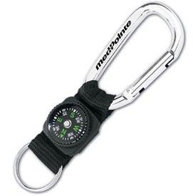 Company Mini-Carabiner Compass