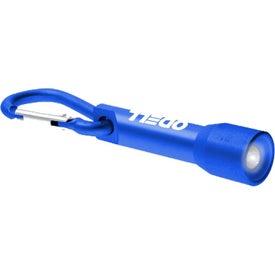Logo Mini Carabiner Keylight