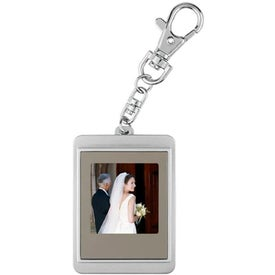 Mini Digi-Frame Key Tag for your School