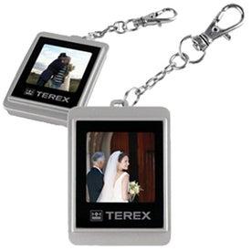Mini Digi-Frame Key Tag