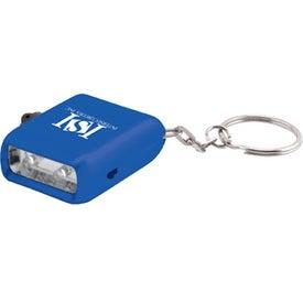 Mini Dynamo Flashlight for Marketing
