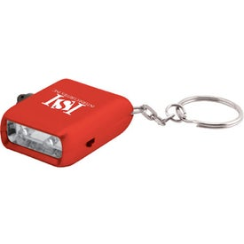Mini Dynamo Flashlight for Promotion