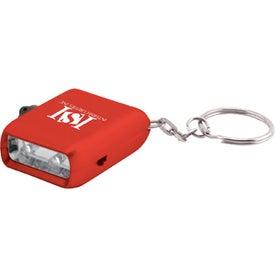 Mini Dynamo Flashlight for Promotion