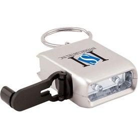 Mini Dynamo Flashlight for Advertising