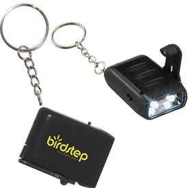 Mini Dyno LED Keychain for Your Organization