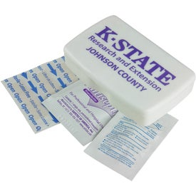 Mini First Aid Kits Imprinted with Your Logo