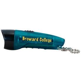 Mini Flashlight Keytag for your School