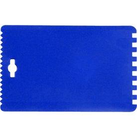 Personalized Credit Card-sized Ice Scraper