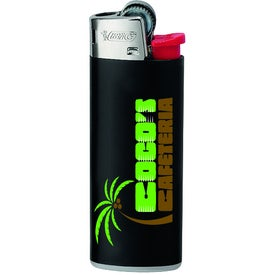 BIC Mini Lighter Imprinted with Your Logo