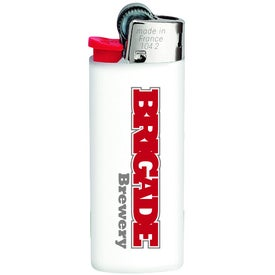 Personalized BIC Mini Lighter