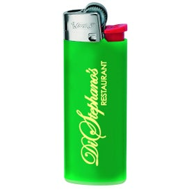 Imprinted BIC Mini Lighter