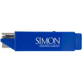 Printed Mini Locking Box Cutter