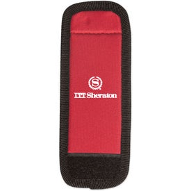 Mini Luggage Identifier Imprinted with Your Logo