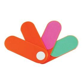 Branded Mini Mani Color File