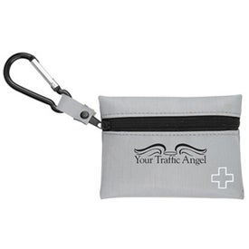 Logo Mini Mate Clip On First Aid Kit
