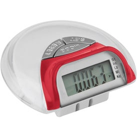 Branded Mini Mode Pedometer