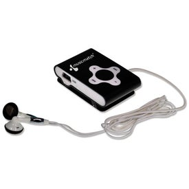 Mini MP3 Player with Your Slogan