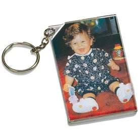 Mini Photo Frame Key Tag