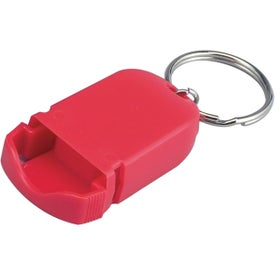 Customized Mini Pill Holder Keychain
