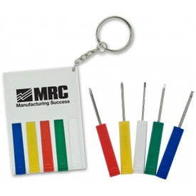 Mini Screwdriver Keychain for Marketing